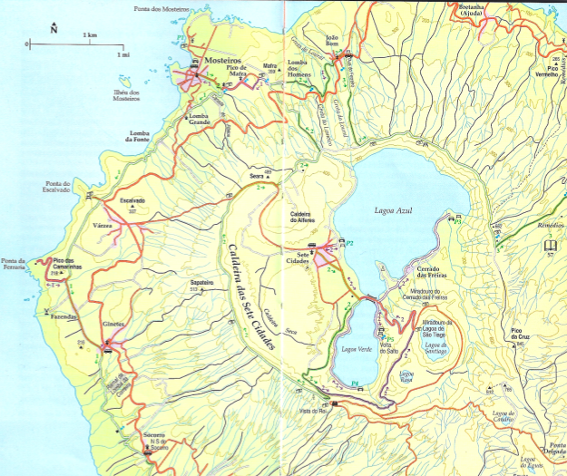 Philip Graham Blog Archive A Map Of What - Crater lake on us map