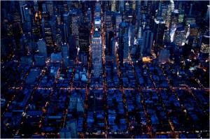 photo of grid