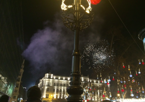 Budapest New Year's Eve